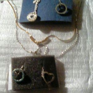 6 Avon necklaces